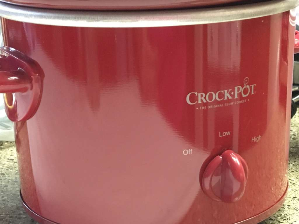 Using a Crockpot is one of the easiest cannabis infusion methods.