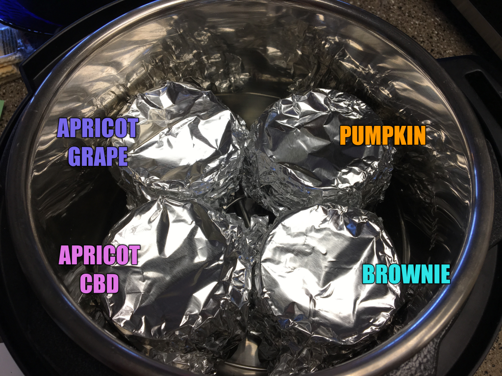 Creating multiple different oils at once makes the Instant Pot one of my favorite cannabis infusion methods.