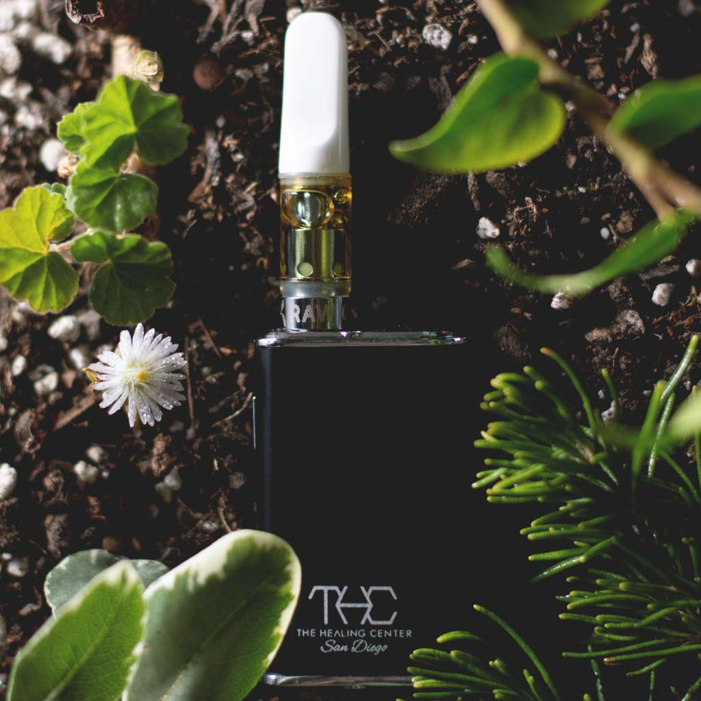 Vape safely with lab tested products from brands like Raw Garden.