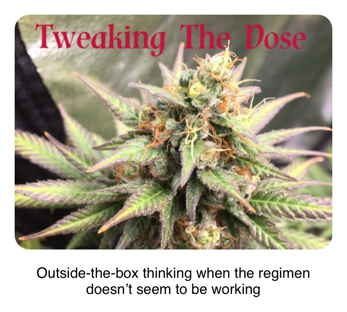 Read more about the article Your Cannabis Dose: Basic Ways to Benefit from Change