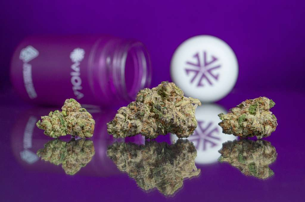 Mix up your cannabinoid ratios to find an ideal middle ground.