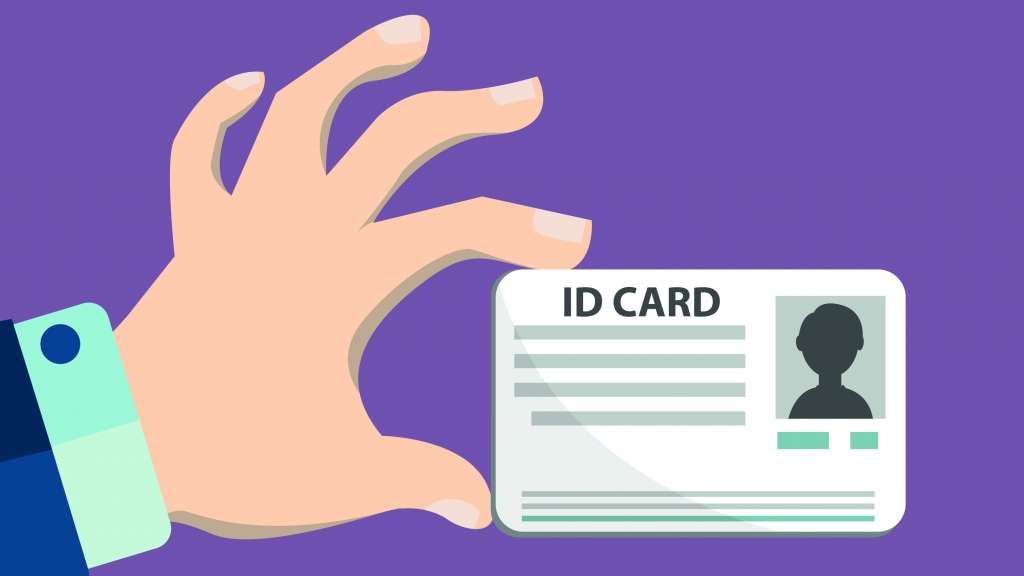 There's absolutely limited personally identifiable info on your medical marijuana card.