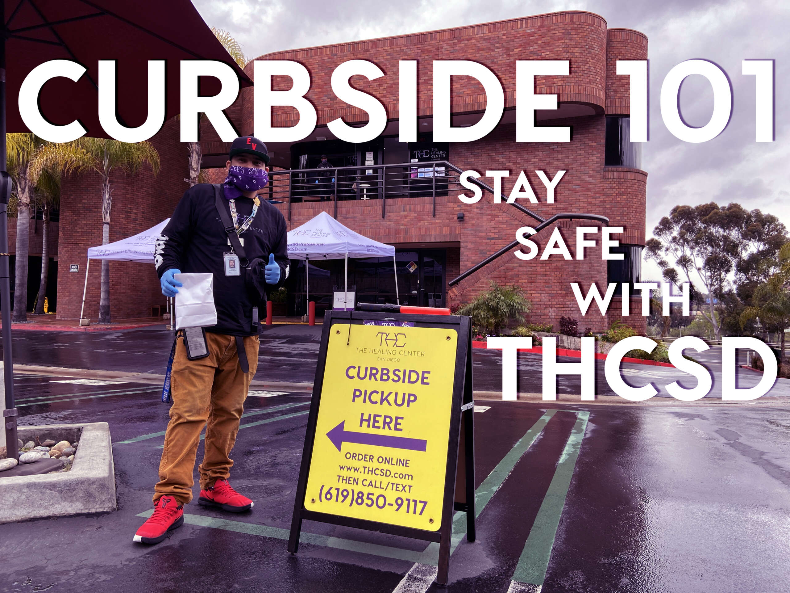 Curbside 101: Stay Safe with THCSD