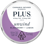 UNWIND BLACKBERRY LEMON