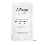 THC – INDICA TRANSDERMAL PATCH