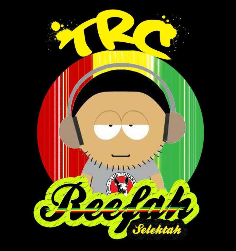 REEFAH SOUTH PARK logo