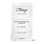 TRANSDERMAL SATIVA PATCH