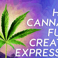 How Cannabis Fuels Creative Expression