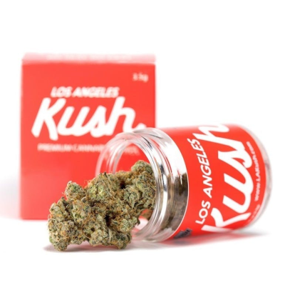 LA Kush Red is a must-have for OG lovers.