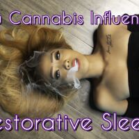 A Good Night's Sleep: How Cannabis Influences Restorative Sleep