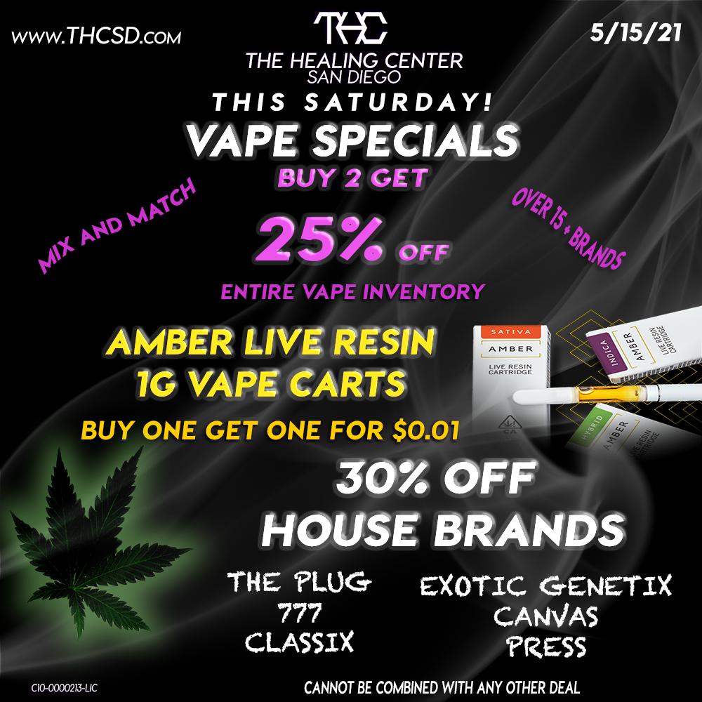 SATURDAY VAPE DEAL 5 15 web